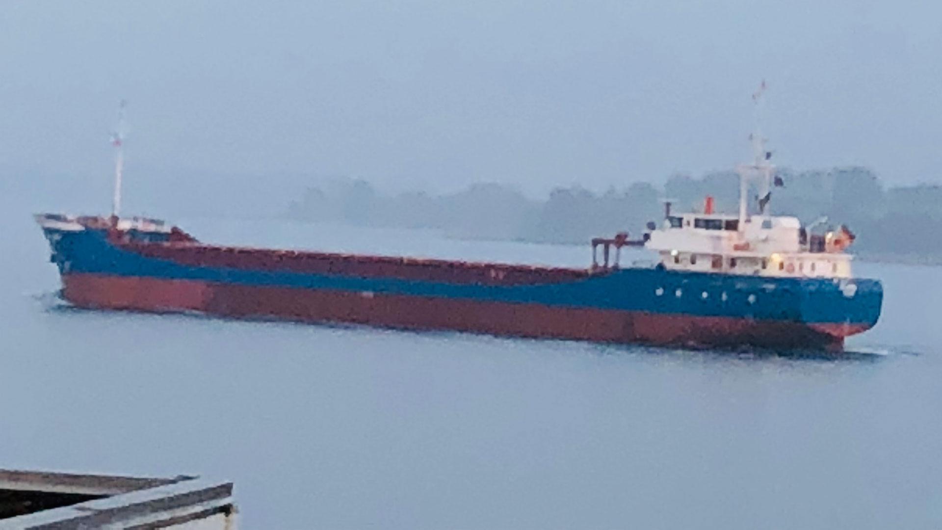 fragtskib